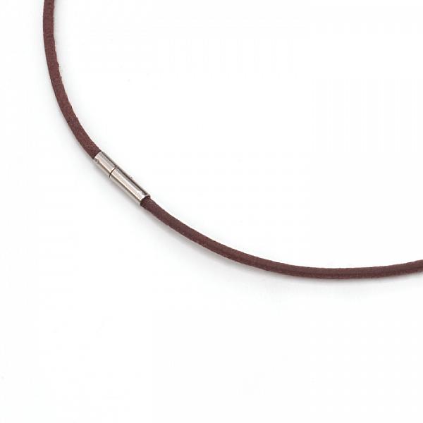 Boccia Titanium Collier Kautschuk Mod: 0834-01 NEU