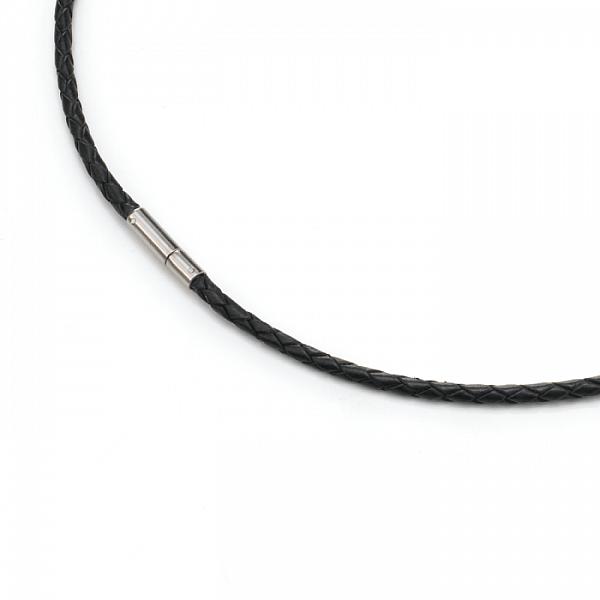 Boccia Titanium Collier Kautschuk Mod: 0835-01 NEU