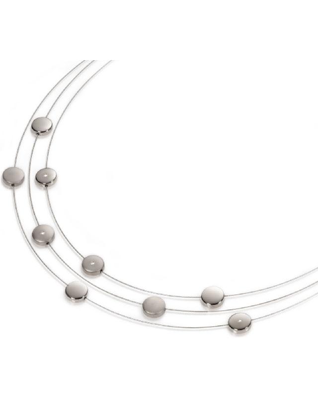Boccia Titanium Collier Mod: 0852-03 NEU