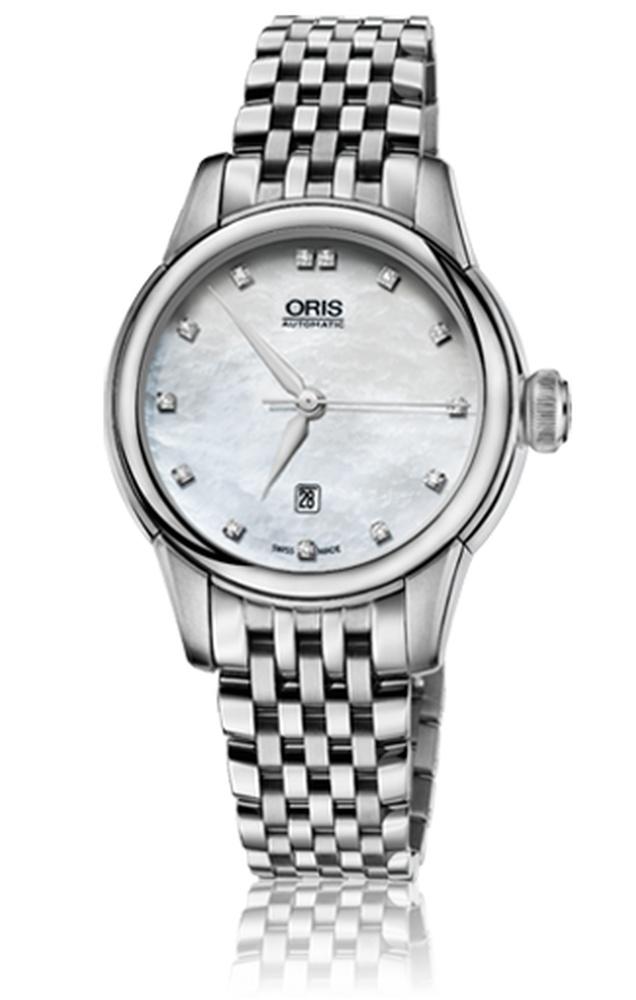 Oris Artelier Date Diamonds 01 561 7687 4091-07 8 14 77
