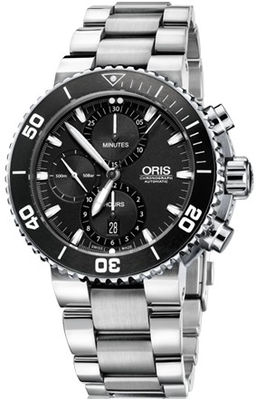 Oris Aquis Chronograph 01 774 7655 4154-07 8 26 01PEB