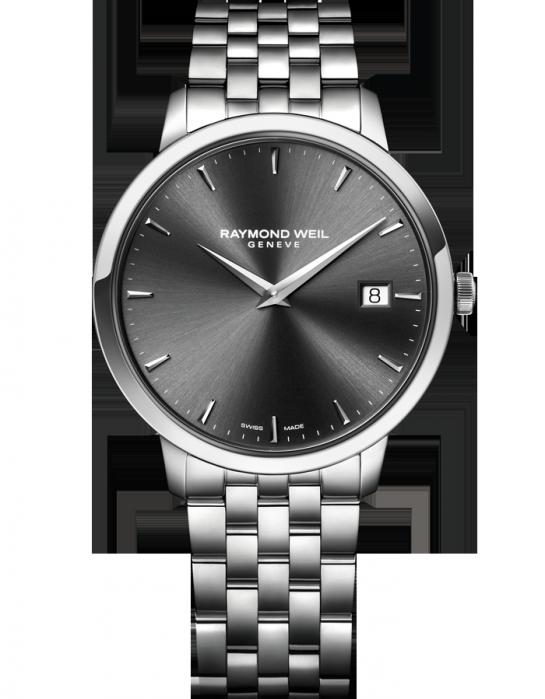 Raymond Weil Herrenuhr Toccata 5588-ST-60001 NEU