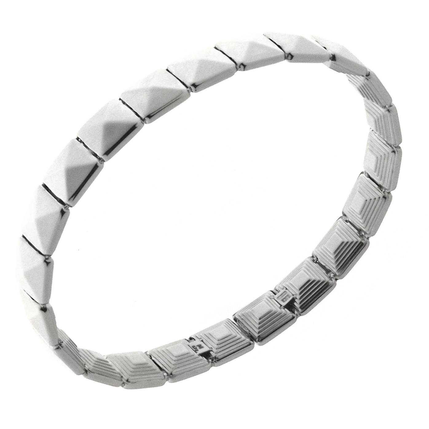 Chimento Armband Armillas 1B01762ZZ5190 in 750/00 Weißgold