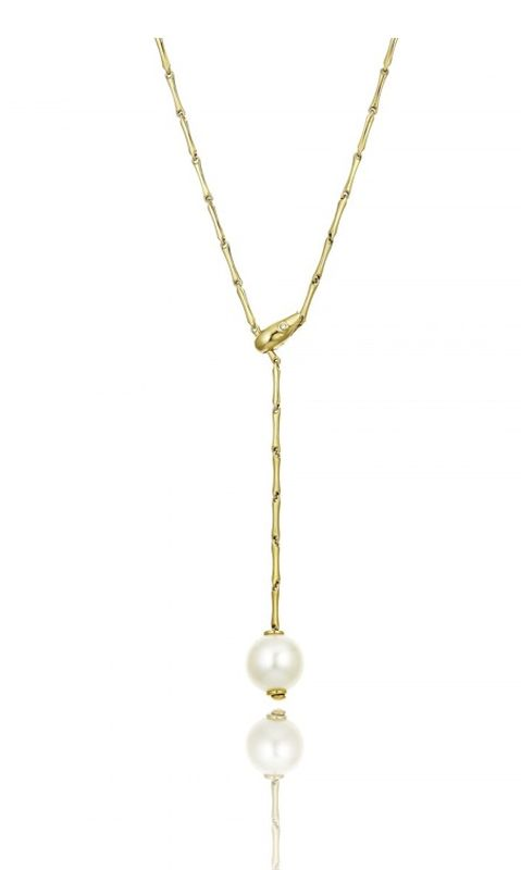 Chimento Collier Bamboo Pearl 1G05112PP1500 in 750/00 Gelbgold