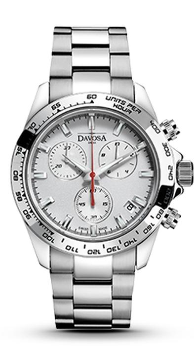 Davosa Speedline Chrono Quartz 163.470.15 NEU