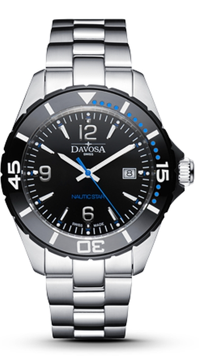 Davosa Nautic Star Quarz Mod: 163.472.45 NEU