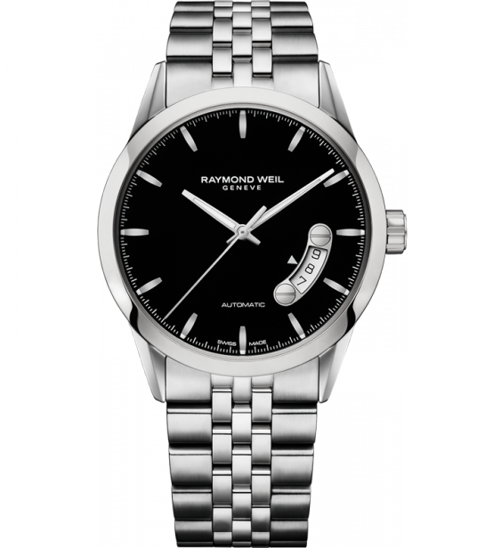 Raymond Weil Herrenuhr Freelancer NEU