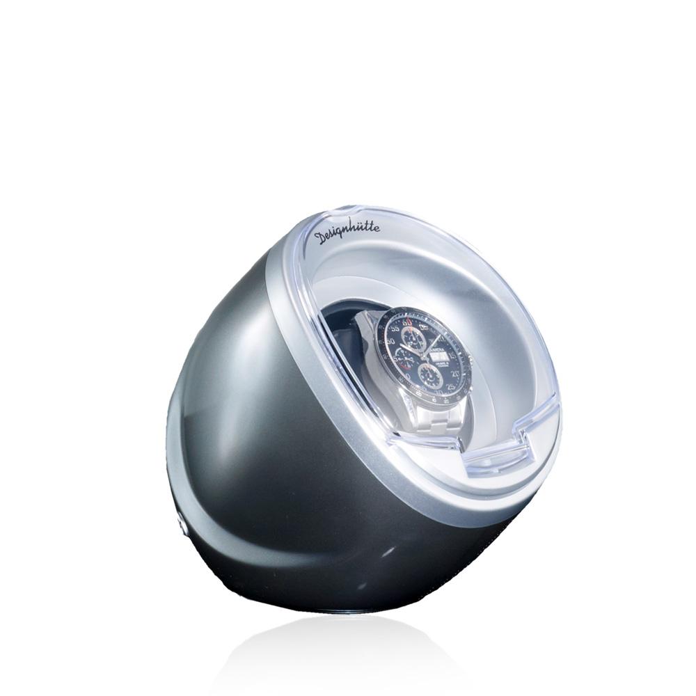 Designhütte Uhrenbeweger Optimus 1 Grau NEU