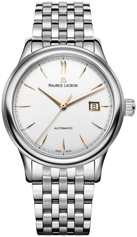 Maurice Lacroix Les Classiques Date inkl.Lederband NEU
