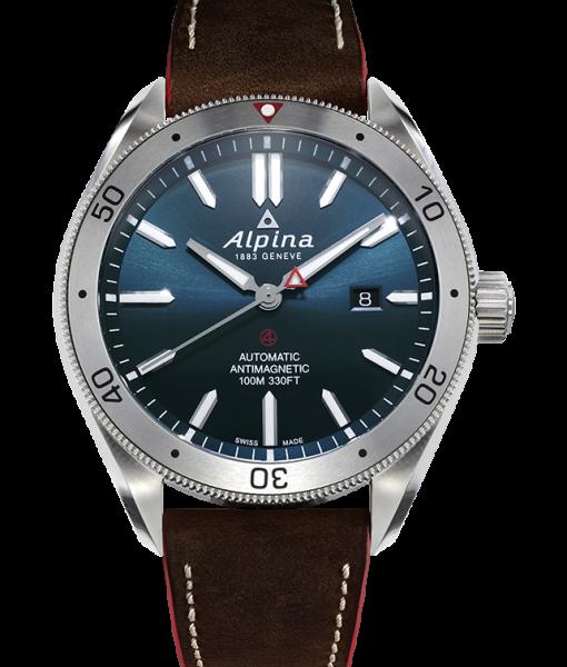 Alpina Modell:Alpiner 4 Automatik inkl.Ersatzband NEU