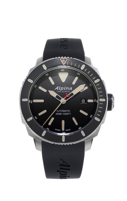 Alpina Modell:Seastrong Diver 300 Automatic inkl.Ersatzband NEU