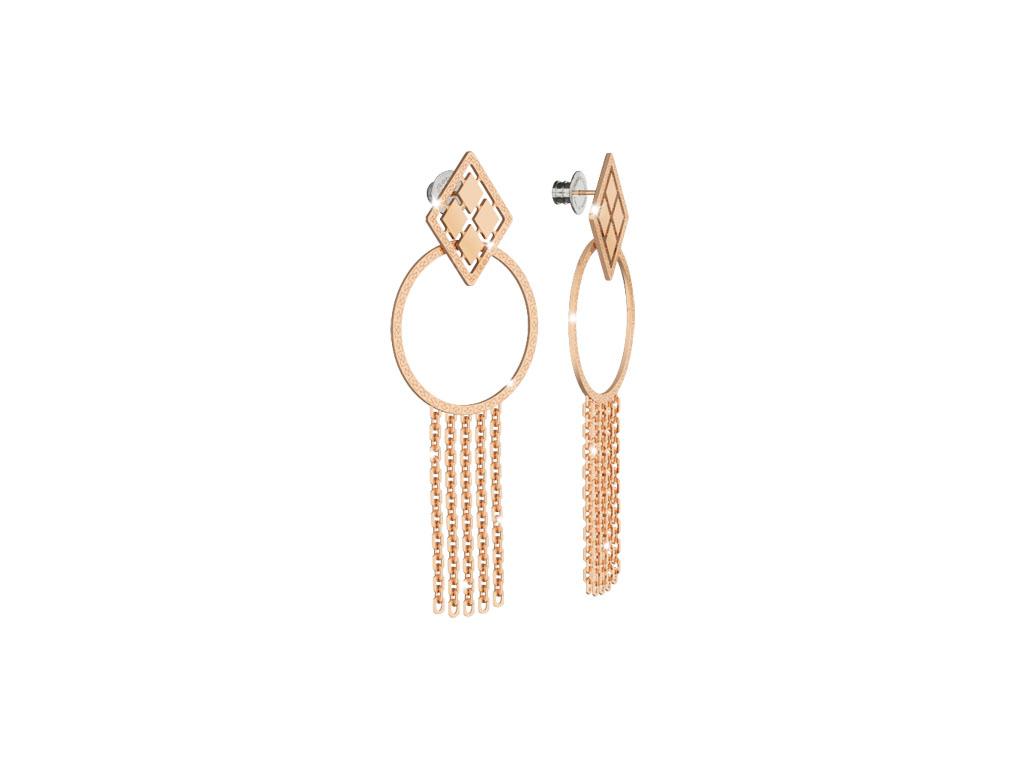 Melrose Ohrringe Bronze-vergoldet NEU
