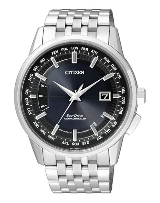 Citizen Eco-Drive World Timer Elegant Mod:CB0150-62L NEU