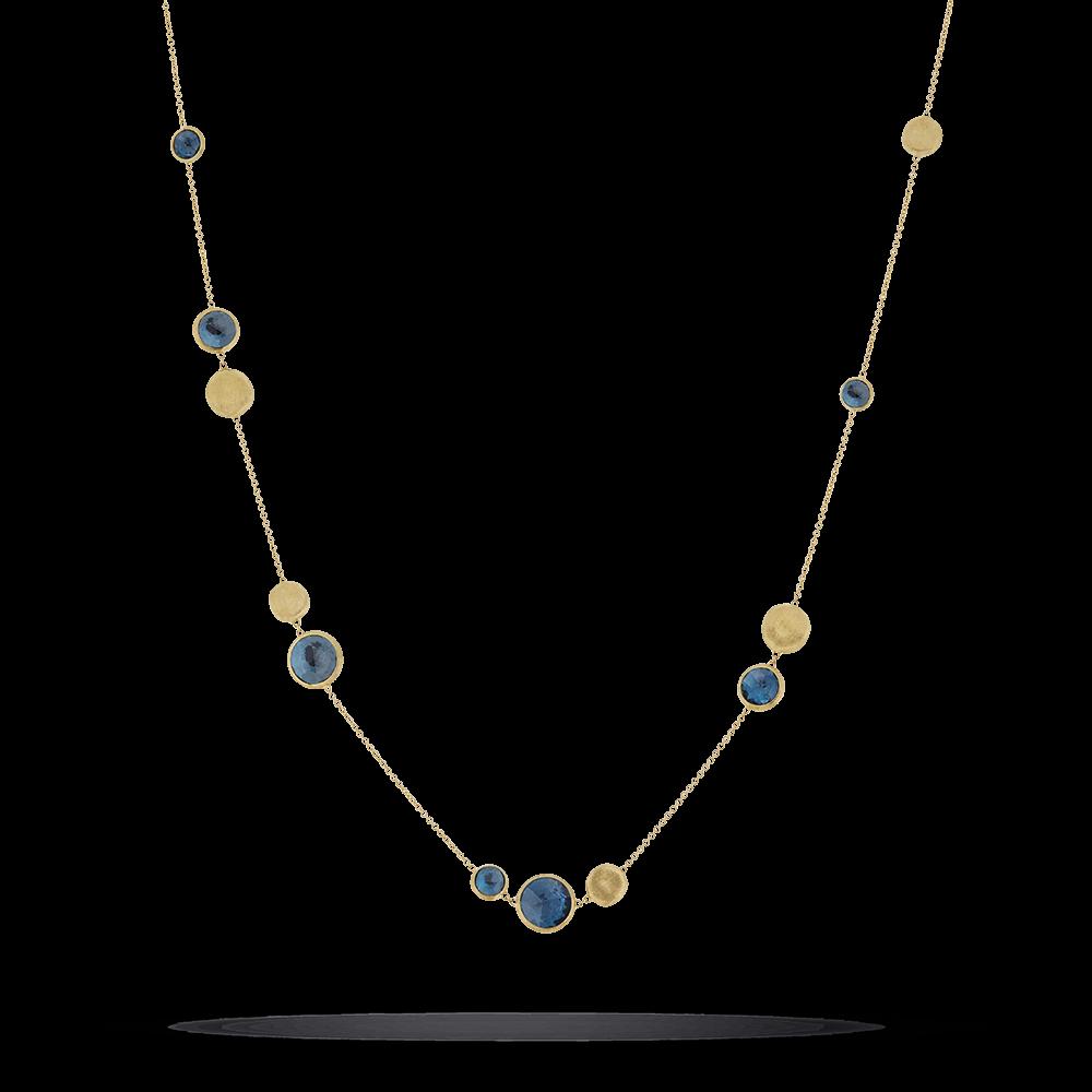 Marco Bicego Halskette Jaipur 18 ct. Gelbgold CB1485- TPL01