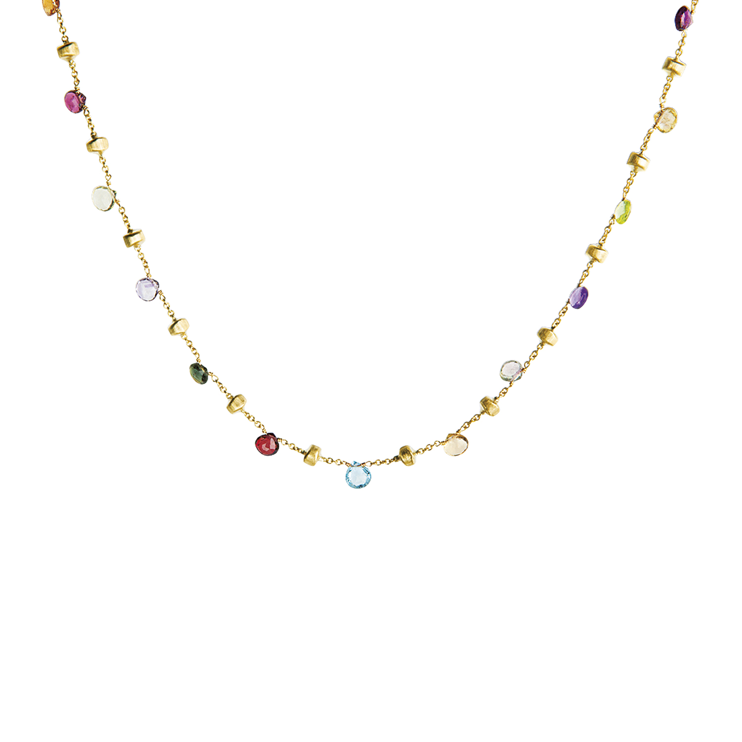 Marco Bicego Kette Paradise 18ct.Gelbgold CB765- MIX01