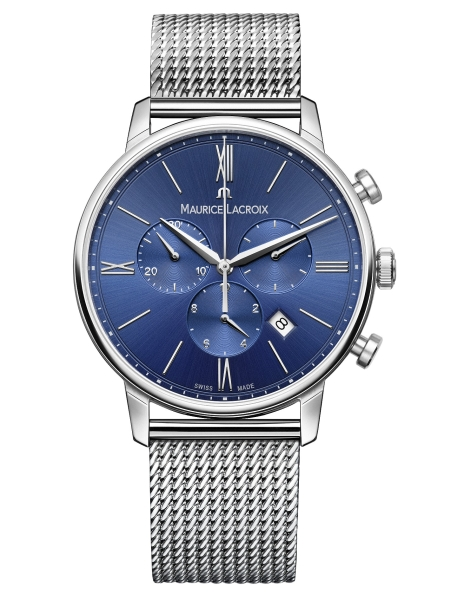 Maurice Lacroix Eliros Chronograph inkl.Lederband NEU