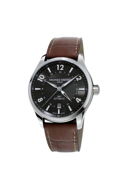 Frederique Constant Runabout GMT Automatic limitiert NEU