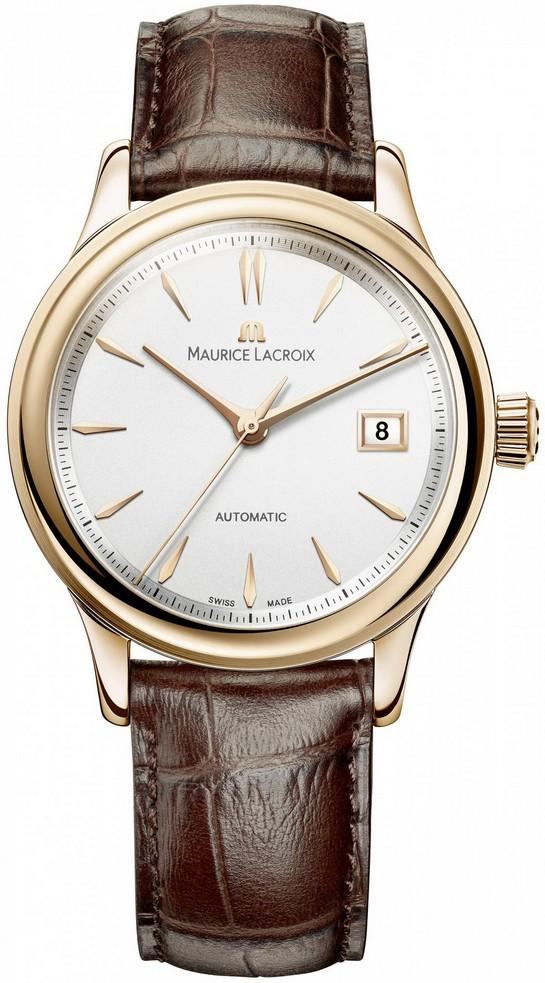 Maurice Lacroix Les Classiques Date Gold inkl.Ersatzband NEU