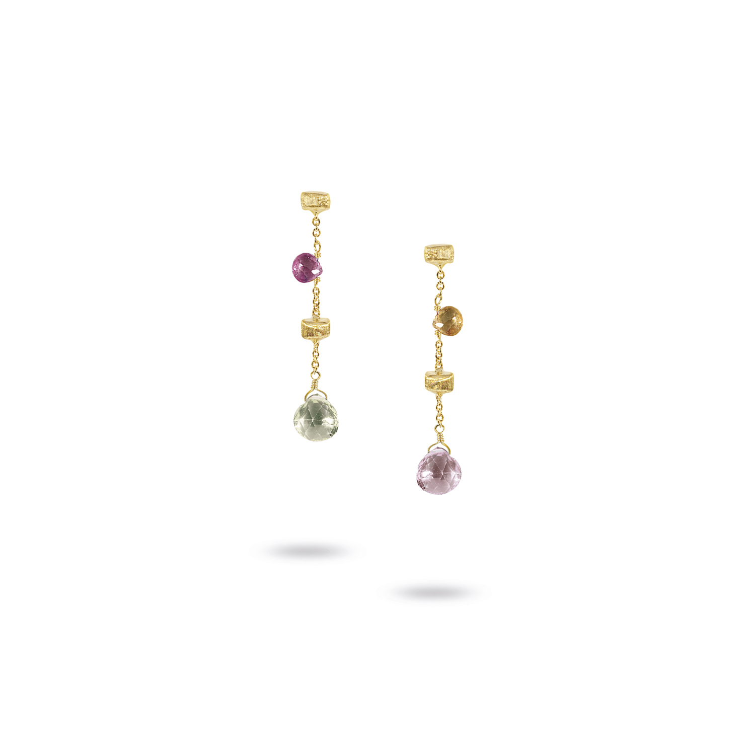 Marco Bicego Ohrhänger Paradise 18ct.Gelbgold OB580- MIX01