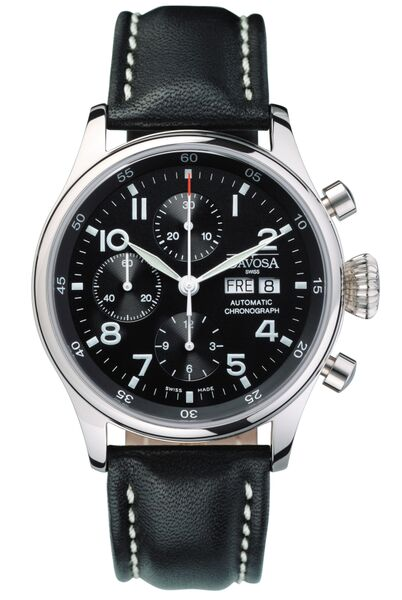 Davosa Pilot Chronograph Mod: 161.004.56 NEU