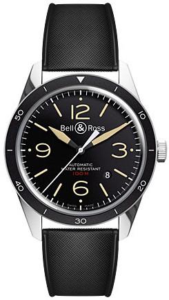 Bell&Ross BR123 Sport Heritage mit Kautschukband