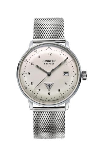 Junkers Bauhaus Modell: 6046M-5 inkl.Lederband NEU