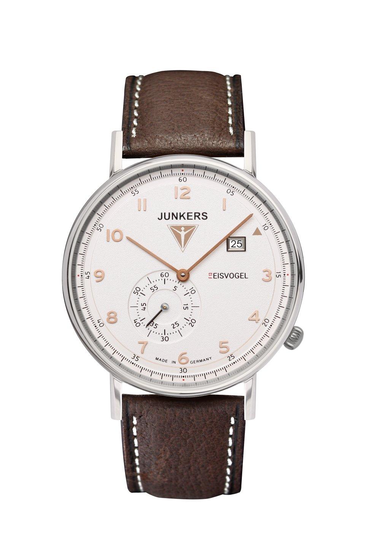 Junkers Eisvogel F13 Mod: 6730-4 inkl.Ersatzarmband NEU