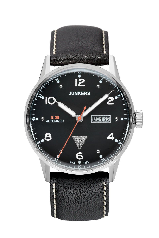 Junkers G38 Automatik Modell: 6966-2 inkl.Ersatzarmband NEU