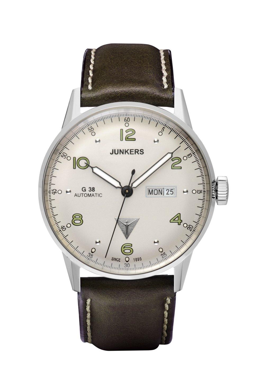 Junkers G38 Automatik Modell: 6966-4 inkl.Ersatzarmband NEU