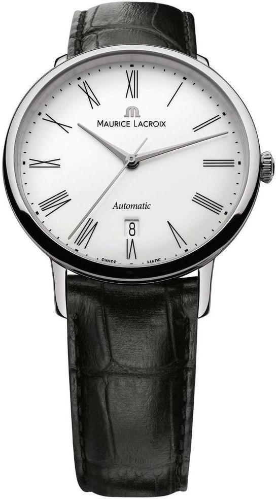 Maurice Lacroix Les Classiques Gents inkl.Ersatzband NEU