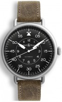 Bell&Ross WW1-92 Military mit Lederband