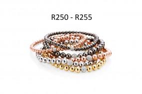 Ratius Armbänder verschiedene Plattierungen R250,R251,R252,R253,R254,R255