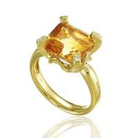 Chimento Damenring Iris 1A01017B12 in 750/00 Gelbgold