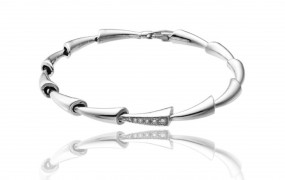 Chimento Armband Bamboo Liberty 1B04080BB5180 in 750/00 Weissgold