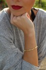 Chimento Armband Bamboo Liberty 1B04080ZZ1190 in 750/00 Gelbgold