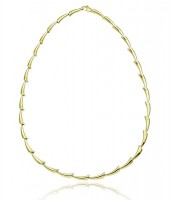 Chimento Collier Bamboo Liberty 1G04080ZZ1450 in 750/00 Gelbgold