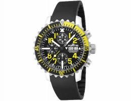 Fortis B-42 Marinemaster Chronograph Yellow 671.24.14K/SI