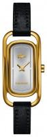 Lacoste Damenuhr Sienna 2000857 goldfarben-Leder