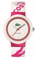 Lacoste Unisex Goa weiss-pink 2010523