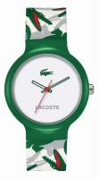 Lacoste Unisex Goa weiss-grau-grün 2020060