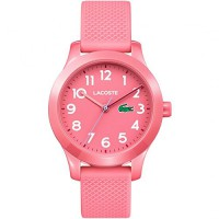 Lacoste Kinderuhr in pink Mod: 2030006 NEU