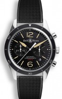 Bell&Ross BR126 Chronograph Sport Heritage mit Kautschukband
