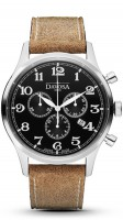 Davosa Heritage Chronograph Quartz 162.479.56 NEU