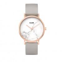 Cluse La Roche Rose White Marble/Grey Mod: CL40005 inkl. Glasperlenarmband NEU