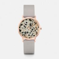 Cluse La Roche Rosegold Dalmatian/Grey Mod: CL40106 inkl. Glasperlenarmband NEU