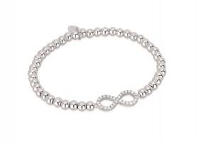 Mabina Gioielli Armband mit Zirkonia 533146 NEU
