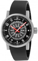 Fortis Spacematic 623.10.51 Si Black-Red