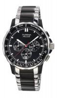 "Dugena Premium Herrenchronograph ""Imola Evo"" Stahl-PVD 7000088"