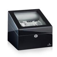 Designhütte Uhrenbeweger München 2 LCD Schwarz