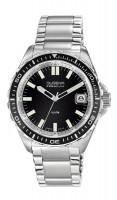 """Dugena Premium Herrenuhr """"Nautica XL"""" Stahl - Stahlband 7090175"""